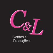 C&L Eventos e Produções Logo